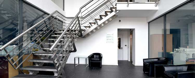Steel Staircase Services in Mumbai