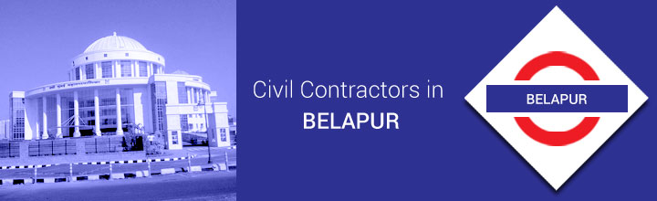 Civil Contractors in Belapur