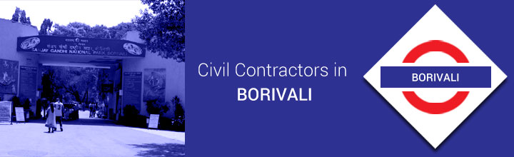 Civil Contractors in Borivali