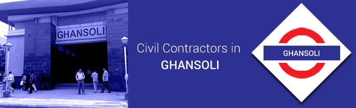 Civil Contractors in Ghansoli