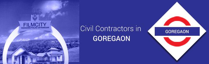 Civil Contractors in Goregaon