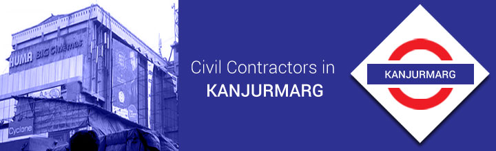 Civil Contractors in Kanjurmarg