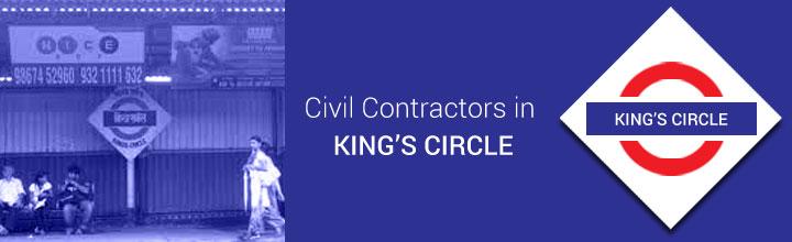 Civil Contractors in Kings Circle