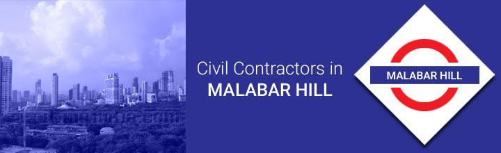 Civil Contractors in Malabar Hill