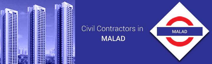Civil Contractors in Malad