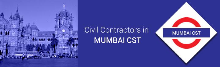 Civil Contractors in Mumbai CST