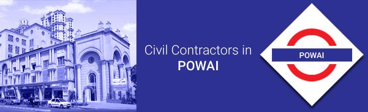 Civil Contractors in Powai