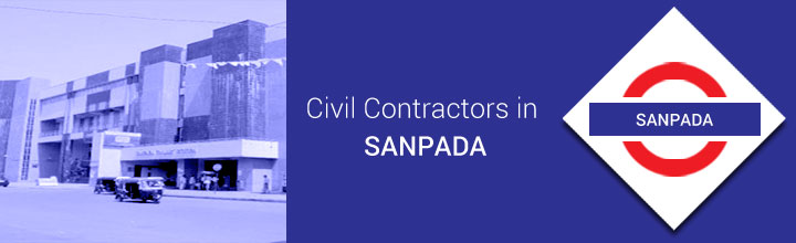 Civil Contractors in Sanpada