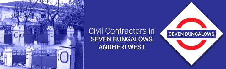 Civil Contractors in Seven Bungalows Andheri West