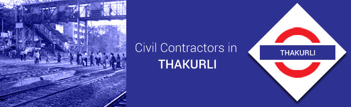 Civil Contractors in Thakurli