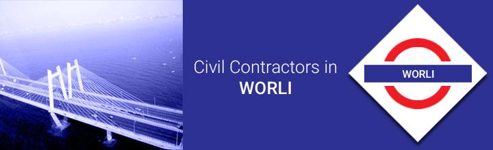 Civil Contractors in Worli